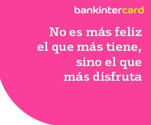 Cómo obtener tu tarjeta de Bankinter